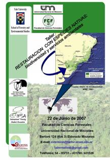 Cómo restaurar la Selva Paranaense